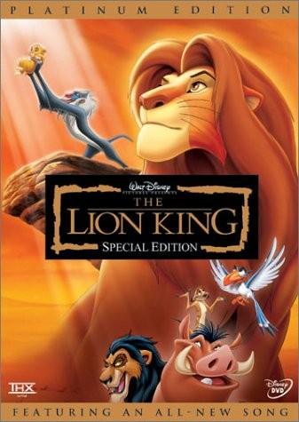 Løvenes Konge Manus