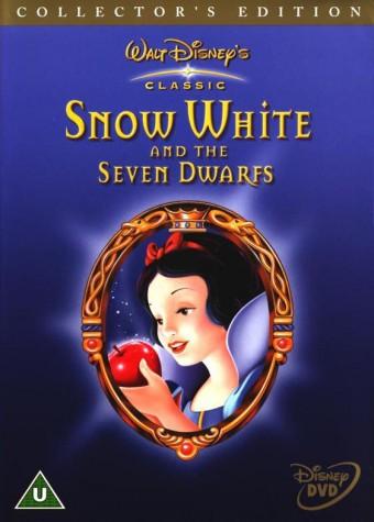 snehvit og de 7 dvergene