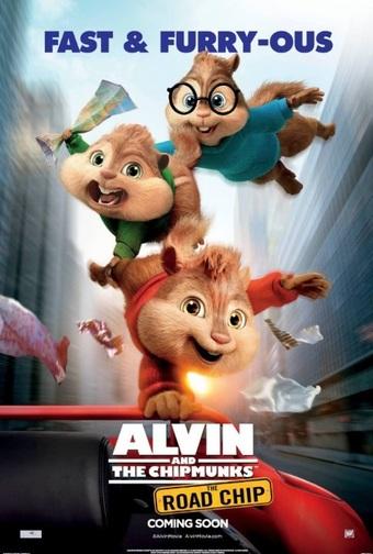 navnene på alvin and the chipmunks