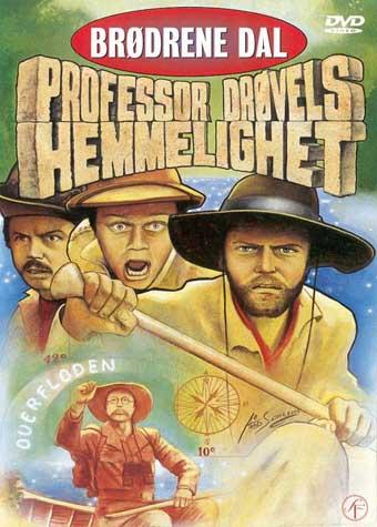 Brodrene Dal og professor Drovels hemmelighet movie